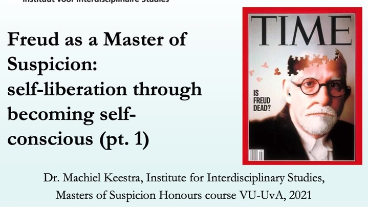Thumbnail for channel Lectures dr. Machiel Keestra_ Univ. of Amsterdam