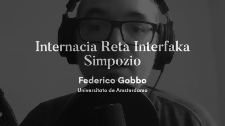Thumbnail for channel Introduction to Interlinguistics