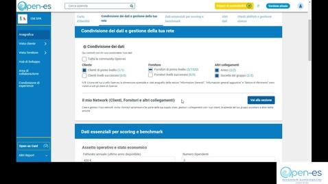Thumbnail for entry 3 - Anagrafica e Condivisione Dati