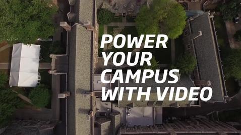 Miniatyr för inlägg Kaltura Education Video Solutions